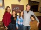 Kit, Riley 13, Lola 11, Eric, Ruby 9